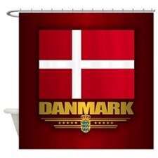 Danneborg Shower Curtain