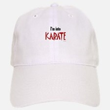 I'm Into Karate Baseball Baseball Cap