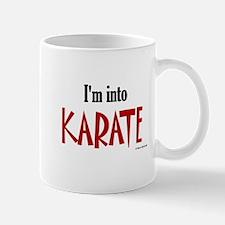 I'm Into Karate Mug