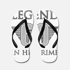 60th Birthday Legend Flip Flops