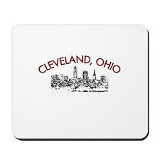 Cleveland, Ohio Mousepad