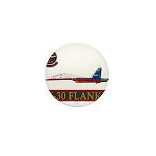 Cute Aircraft Mini Button (10 pack)