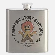 Campfire Surprise Flask