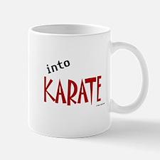 Into Karate Mug
