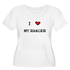 """I Heart My Ranger"" T-Shirt"