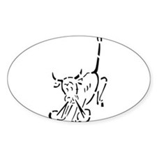 The Snorting Bull - U-47_forWhite Decal