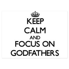 Keep Calm by focusing on Godfathers Invitations