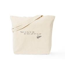 Toke up Tote Bag