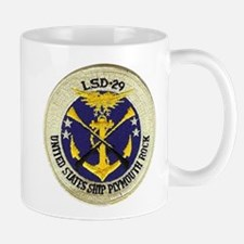 USS PLYMOUTH ROCK Mug