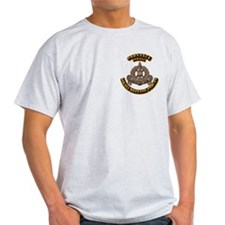 Israel - Ordnance Hat Badge T-Shirt