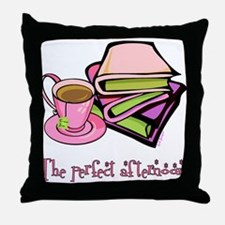 The Perfect Afternoon Throw Pillow