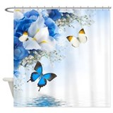 Iris Shower Curtains