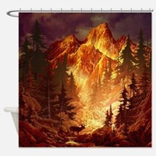 Deer Valley Shower Curtain