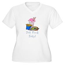 Junk Food Junky T-Shirt