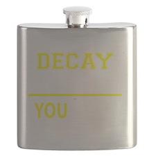 Unique Decay Flask