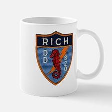 USS RICH Mug