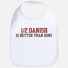Half Danish Bib