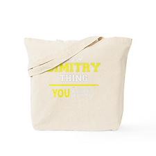 Dimitri Tote Bag