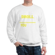 Cute Droll Sweatshirt