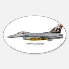 tafTiger06.jpg Decal