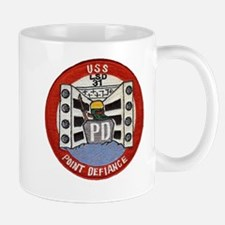 USS POINT DEFIANCE Mug