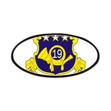 19th Infantry Regiment.png Patches