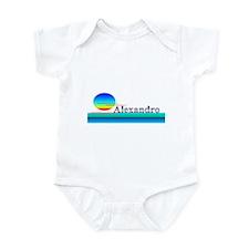 Alexandro Infant Bodysuit