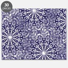 Blue Lace Puzzle