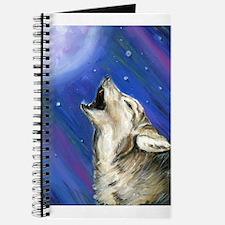 Celtic Wolf Greenman Journal