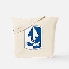 187th Infantry Brigade.png Tote Bag