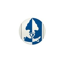 187th Infantry Brigade.png Mini Button (10 pack)