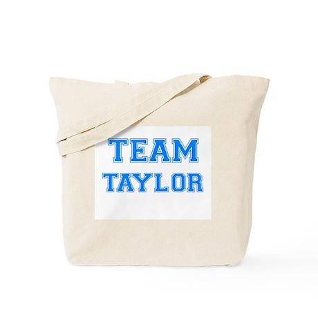 TEAM TAYLOR Tote Bag