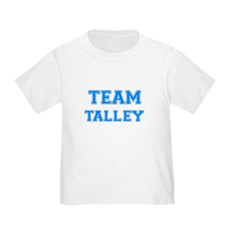 TEAM TALLEY Toddler T-Shirt