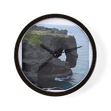 Cute Ryukyu islands Wall Clock