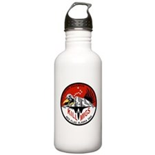 red_flag_60th_mig_kill Water Bottle