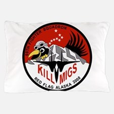 red_flag_60th_mig_killers5.png Pillow Case