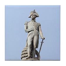 Lord Nelson London Pro photo Tile Coaster