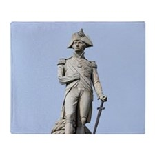Lord Nelson London Pro photo Throw Blanket