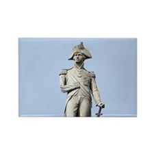 Lord Nelson London Pro photo Rectangle Magnet
