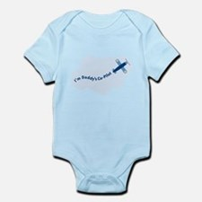 I'm Daddy's Co-Pilot Infant Body Suit
