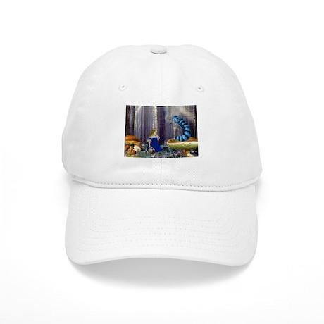 Who Are You? (Blue Caterpillar) Cap