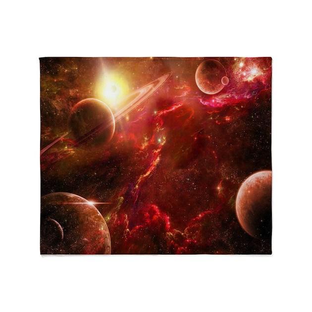 solar system blankets - photo #11