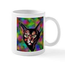 Cat Portrait Watercolor Style Mugs