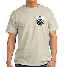 Flight Sergeant Aircrew<BR> Sand T-Shirt
