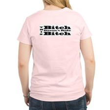 This Bitch Doesn't Ride T-Shirt