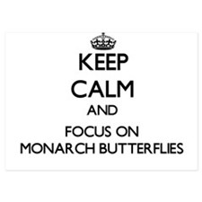 Keep Calm by focusing on Monarch Butte Invitations