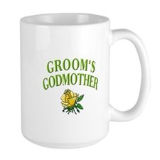 Groom's Godmother(rose) Mug