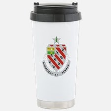 8th Field Artillery Reg Travel Mug