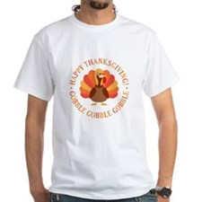 Happy Thanksgiving Turkey T-Shirt