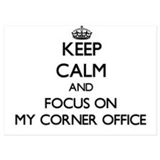 Keep Calm by focusing on My Corner Off Invitations